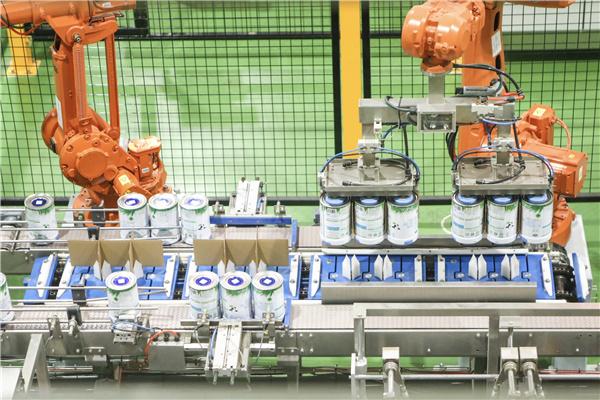 君乐宝奶粉上市七周年:科技赋能品质实力