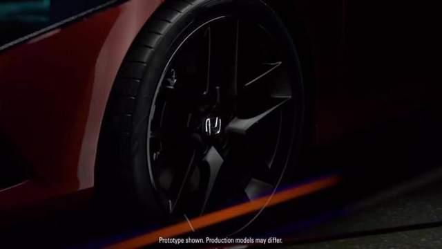3分钟看车圈:预告图发布,全新本田思域用了啥新设计?