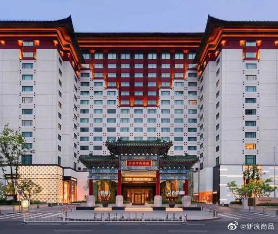 王府半岛酒店、瑰丽酒店、嘉里大酒店、宝格丽酒店、瑜舍酒店