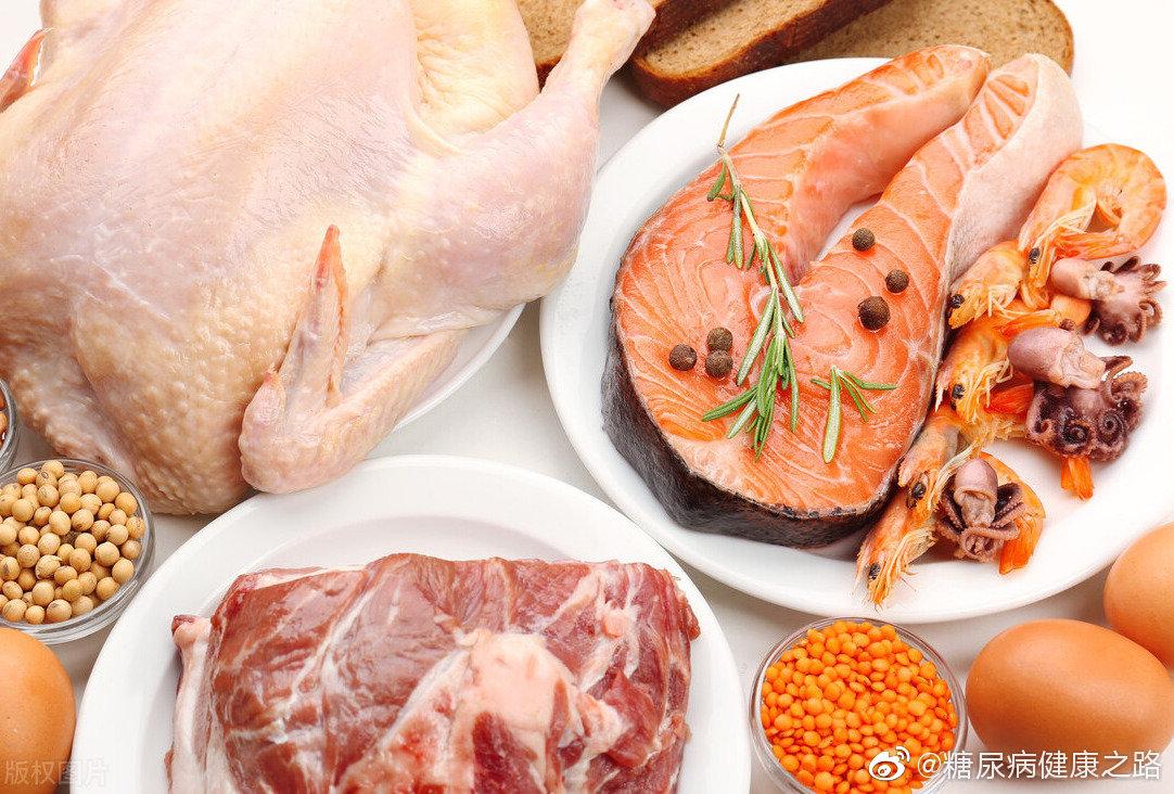 糖尿病并发冠心病,如何正确饮食?推荐5种食物,牢记膳食口诀