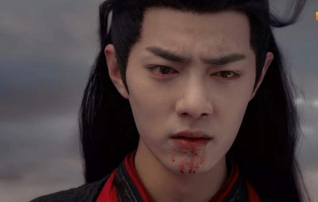 《陈情令》真相:魏无羡跳崖,江澄一剑刺下去,是为了救他