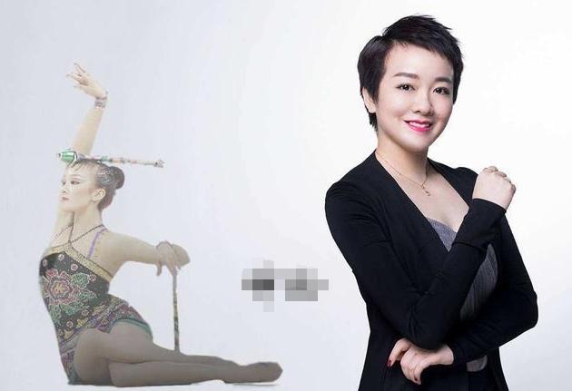 亚洲艺术体操女皇!曾与男星拍写真,今36岁成性感总裁,女儿可爱