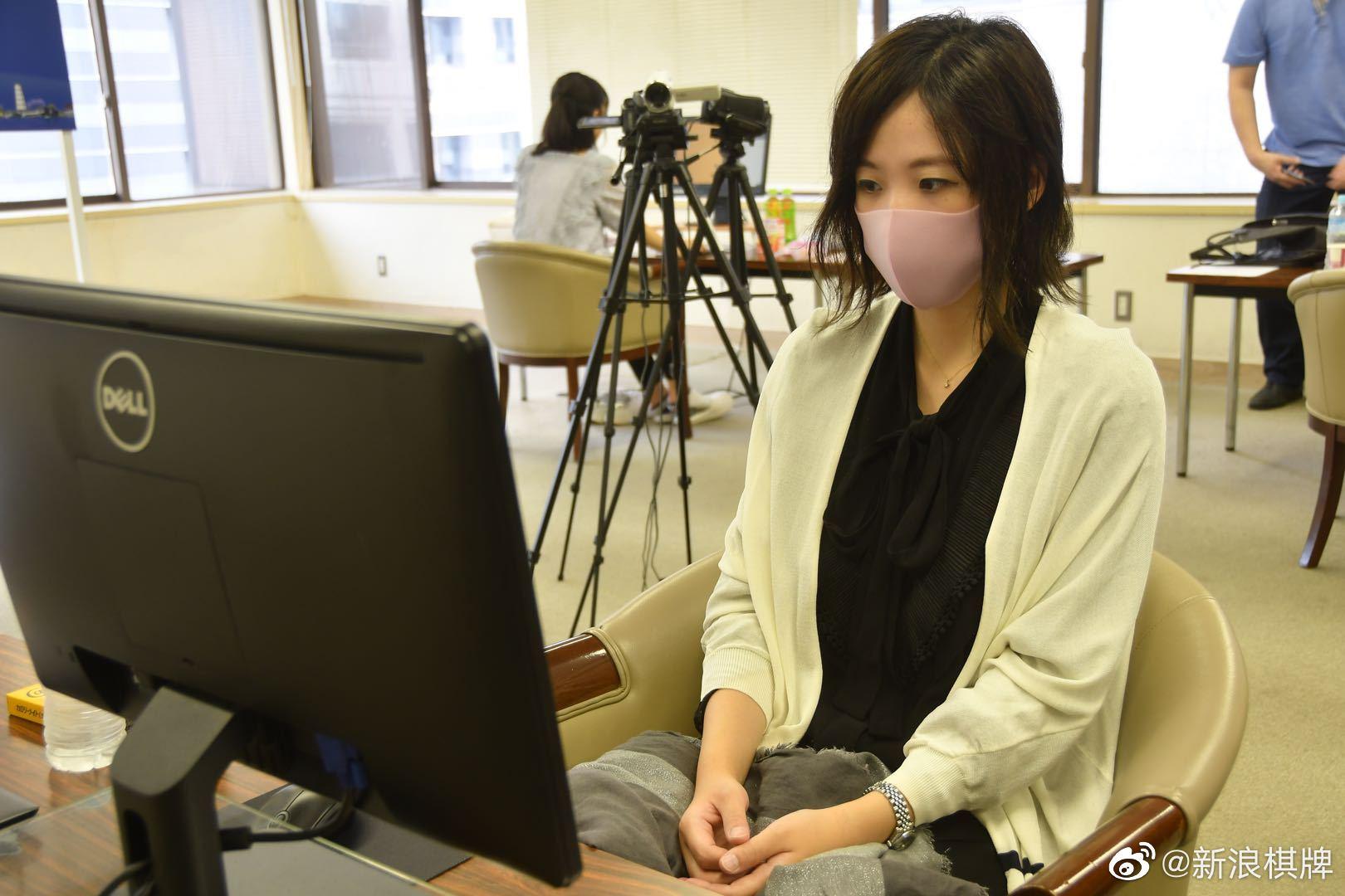 高清-吴清源杯日本线上赛场 谢依旻等棋手出战