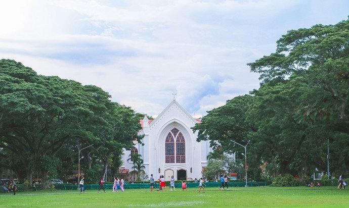 位于西利曼大学内的人类学博物馆收藏了很多菲律宾人类学展品