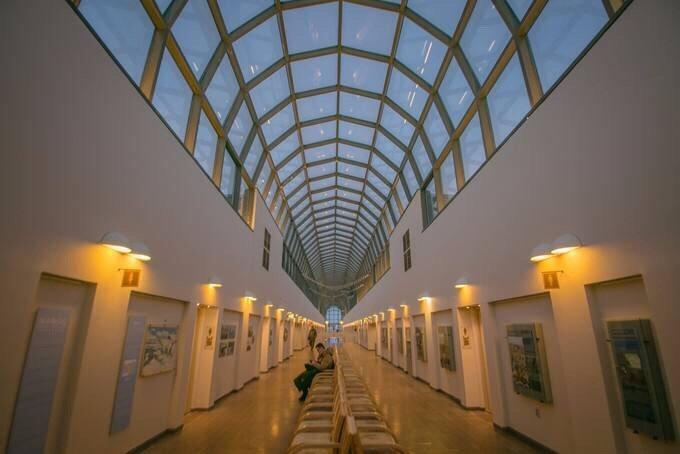 芬兰的极地博物馆也就是人们口中所获的拉普兰省立博物馆了
