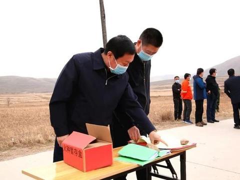 宁夏应急管理指挥部督查检查春季森林草原火灾防控工作