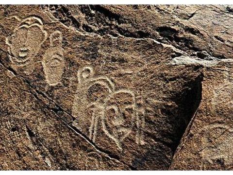 游牧民族的瑰宝,贺兰山岩画才是最精华,宁夏的这处景色不一般