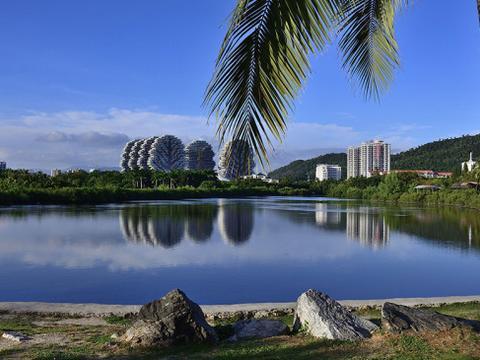 如何让城市风景园林规划设计更加完美 建科园林景观设计