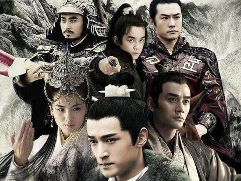 《琅琊榜》选角一波三折,胡歌不想演,王凯不想争,靳东更是嫌弃