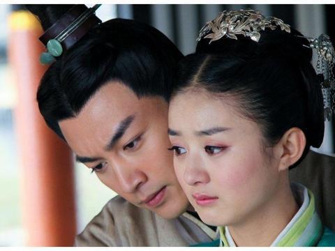 陈晓不再回避,终于公开与赵丽颖分手内幕,怪不得娶了陈妍希!