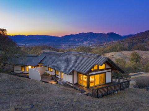 中产阶级最爱的3套山林美宅,终于知道有钱人为什么喜欢乡村了!