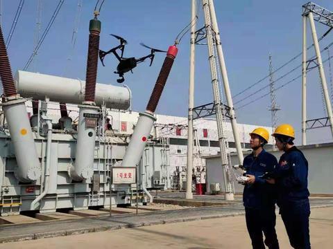 国网武威供电公司:开启变电站立体多维巡检新时代