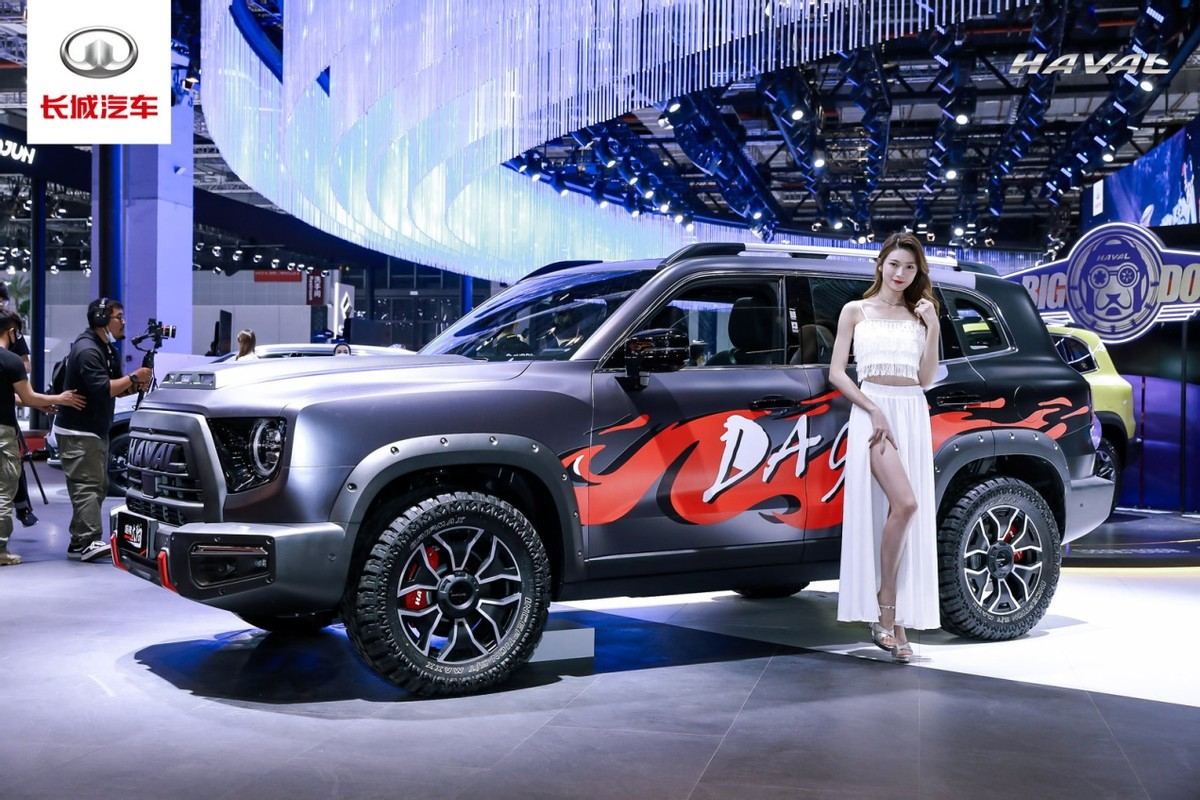 令人记忆犹新,刚刚结束的上海车展中国哈弗带来了哪些新玩法?