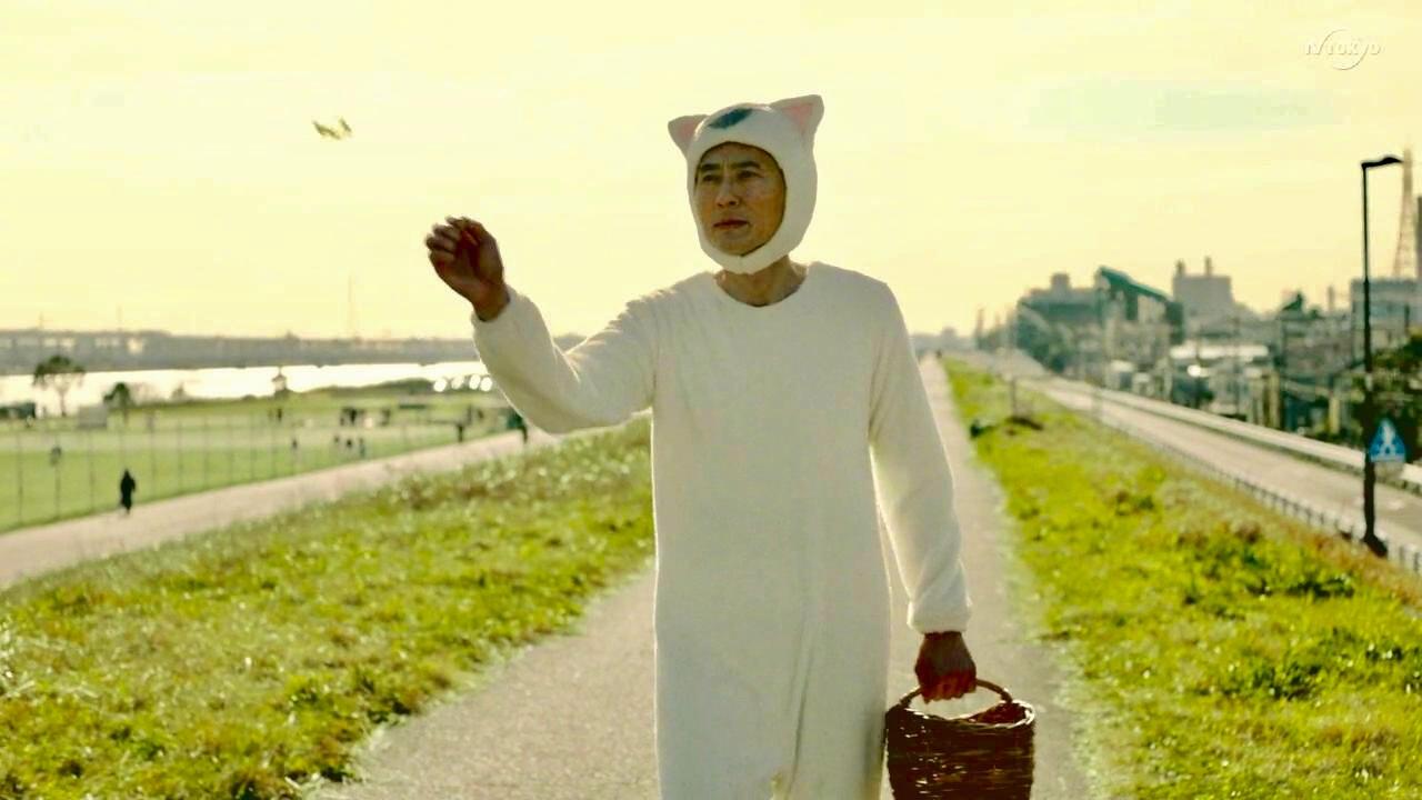 《今日的猫村小姐》首集,叔真的是萌出血了...一旦接受设定