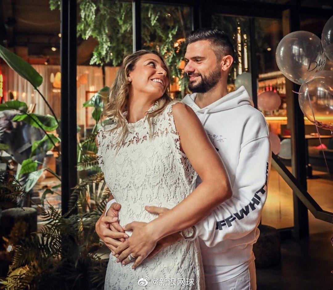 前美网四强、比利时姑娘维克梅耶尔宣布怀孕喜讯