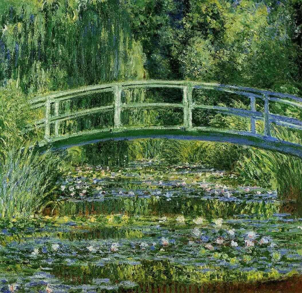 艺术家:莫奈 (1840.11.14 - 1926.12