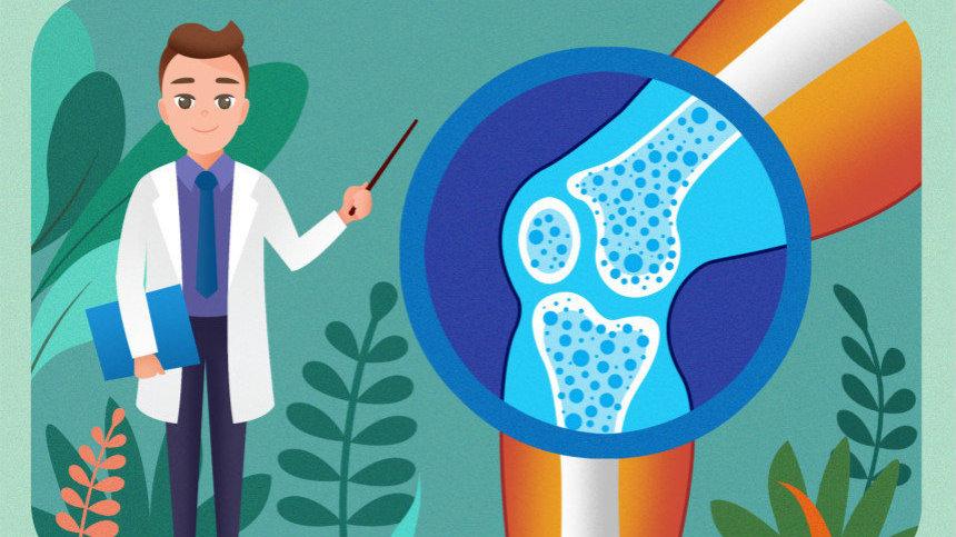 强健骨骼,远离骨折——上海五院骨科专家洪洋与你聊骨质疏松症