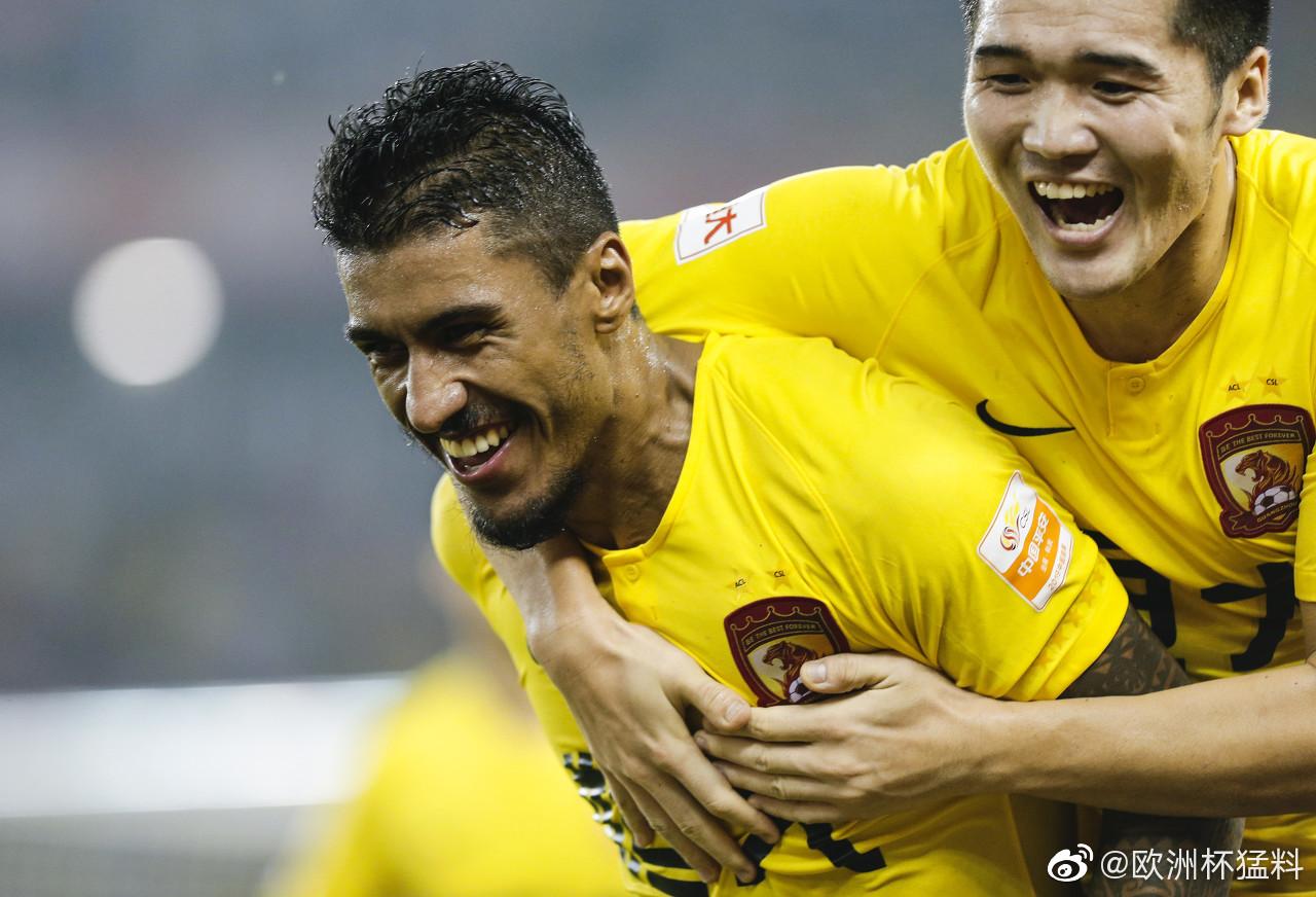 巴西媒体报道,在中国前途未卜,恒大外援保利尼奥考虑回巴西