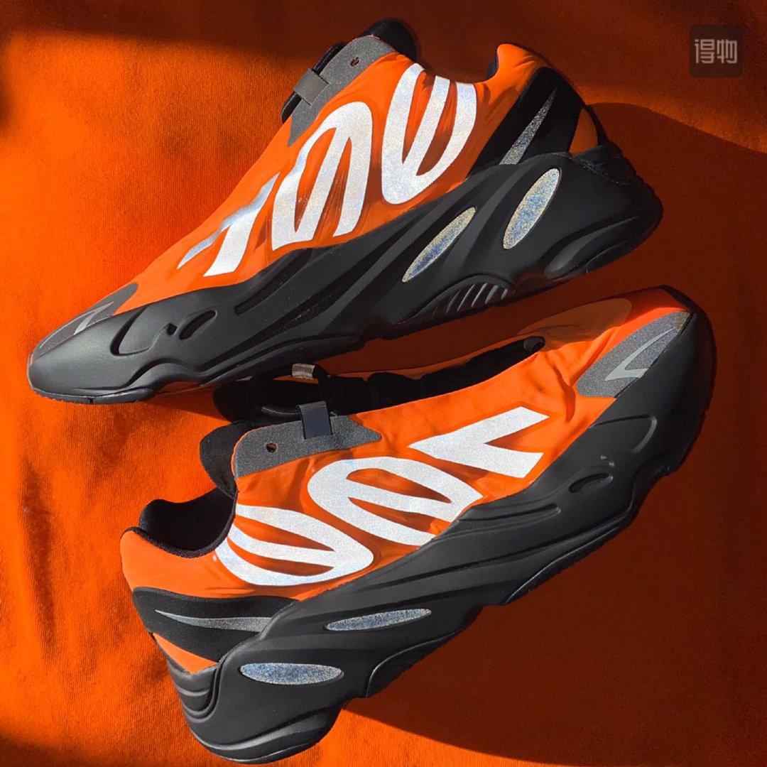 这双700鞋型你觉得哪个配色最好看