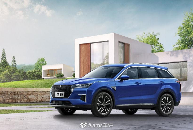 """4月7日,东风启辰宣布""""A+级SUV头等舱""""启辰星正式开启预售"""