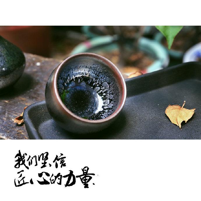 """所谓的""""茶盏"""",是与碗外形相似而略小于碗的容器,敞口,腹部斜直"""