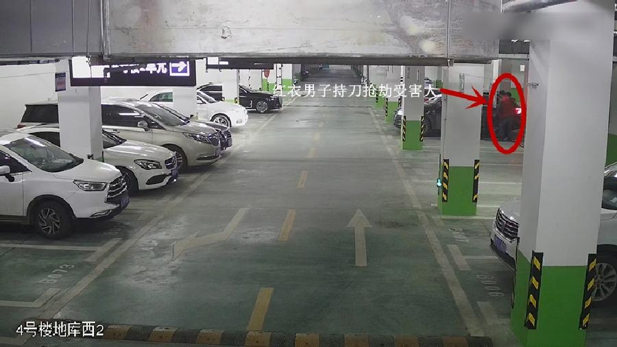 滁州琅琊警方追凶17小时 速破蒙面持刀抢劫案