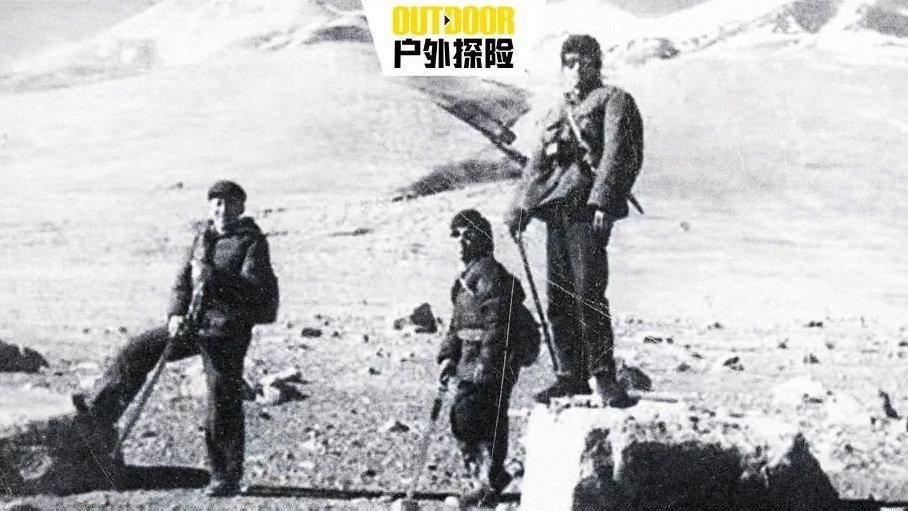 脚穿布鞋,手执铁管,援藏干部独自爬上6444米甲岗峰