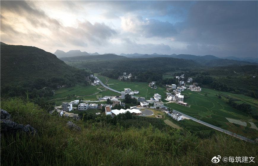 雷励贵州大项目营地,设计from 华南理工大学建筑设计研究院,张振辉