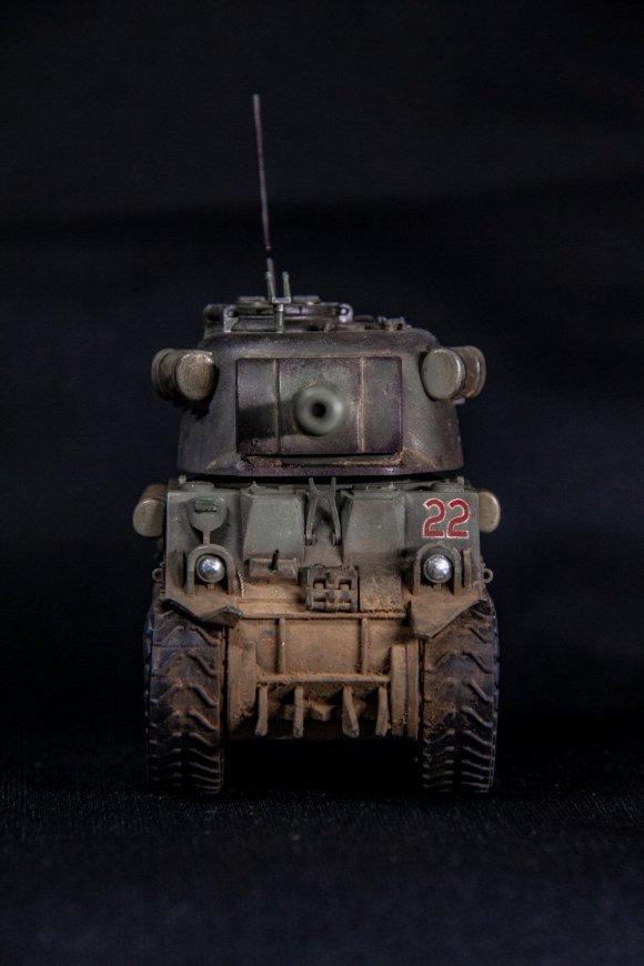 超级可爱的Q版萤火虫坦克。图片来源自网络。