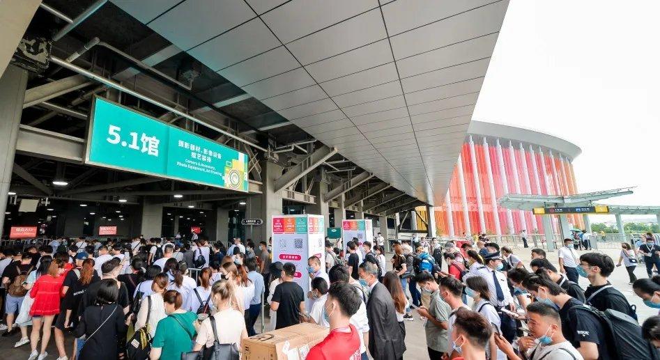 第22届上海国际摄影器材和数码影像展览会于7月11日在国家会展中心(上