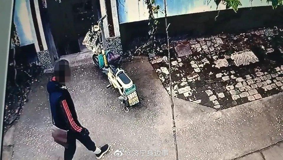 兖州:一男子盗窃后在派出所门口闲逛被抓
