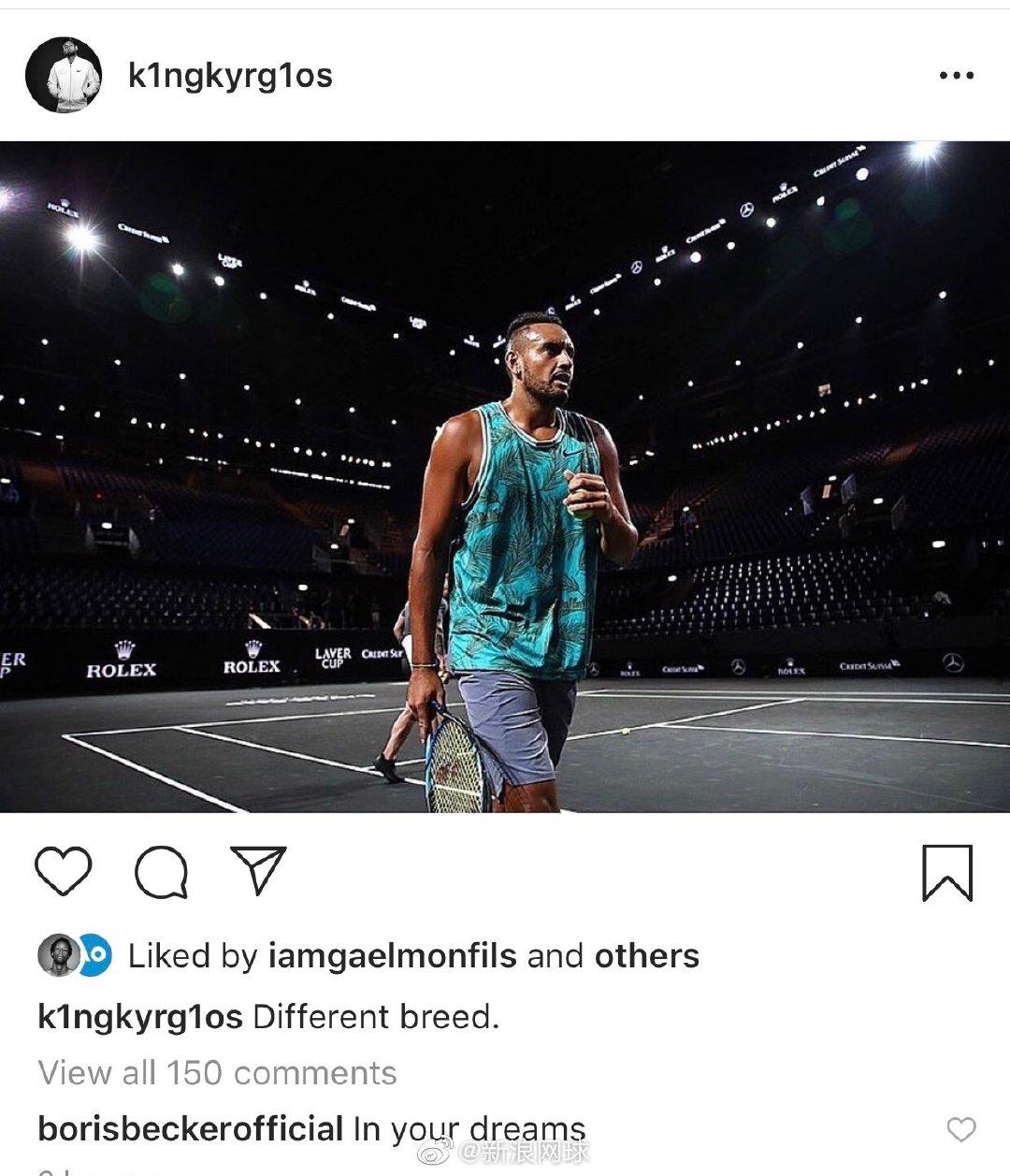 克耶高斯在社交媒体上晒照写道