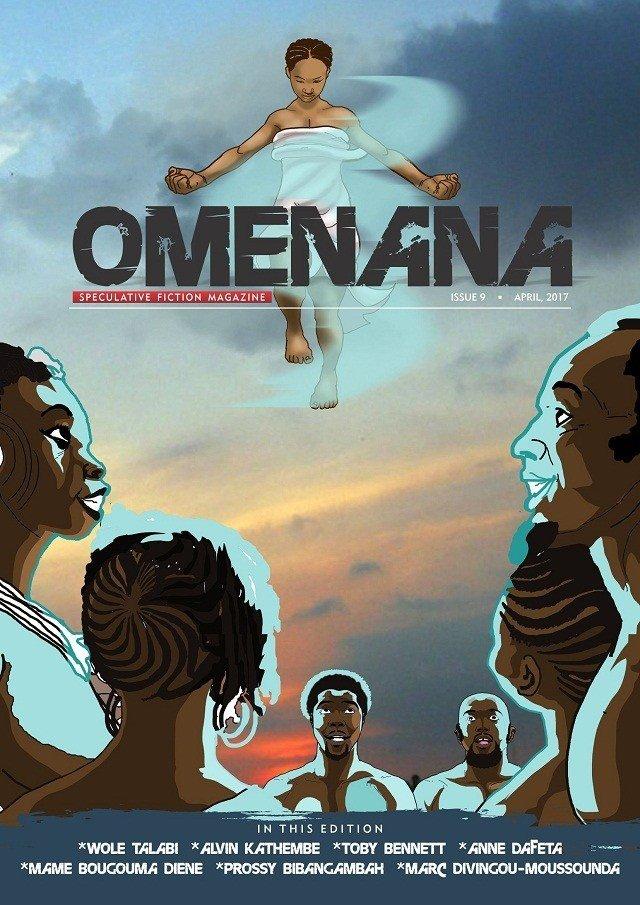 一个免费的科幻小说线上杂志Omenana(戳:)