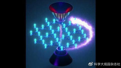量子研究新发现:能产生奇异量子效应的拓扑磁体