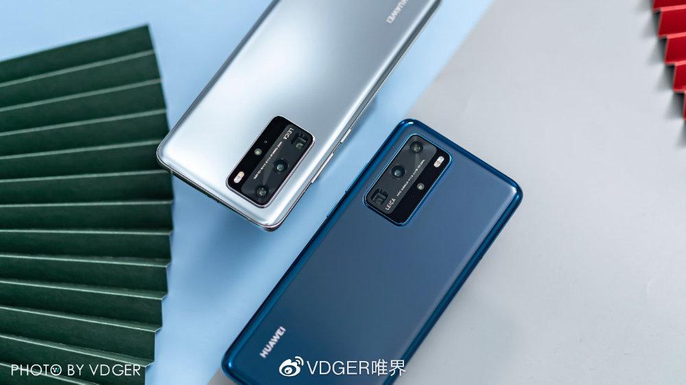 纯色演绎经典,华为P40系列继续引领手机时尚潮流的新风向