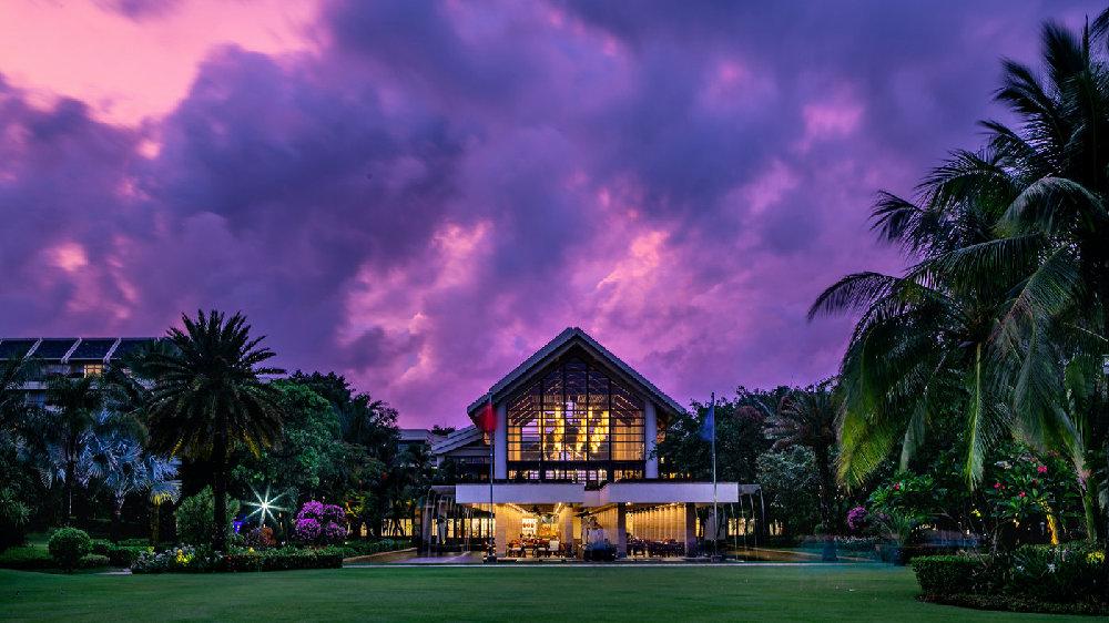 雨天到三亚,意外在这家酒店,偶遇了独特的风景