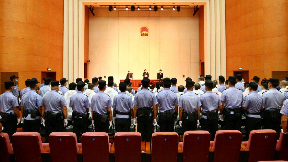 北京昌平法院一审宣判董彬等人恶势力集团犯罪案