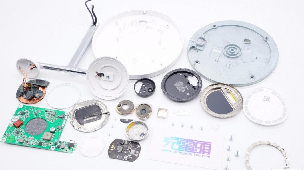 拆解报告:belkin贝尔金三合一磁吸无线充电器WIZ009
