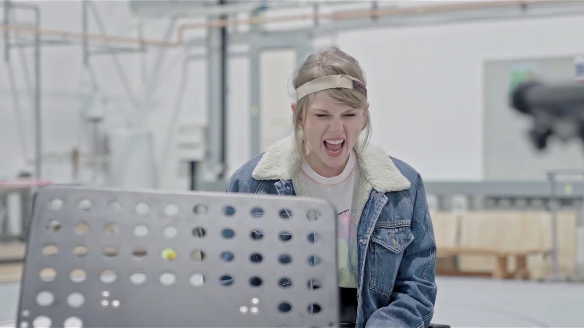 霉霉Taylor Swift出演电影《CATS》蓝光碟最新花絮图片及视频曝光!