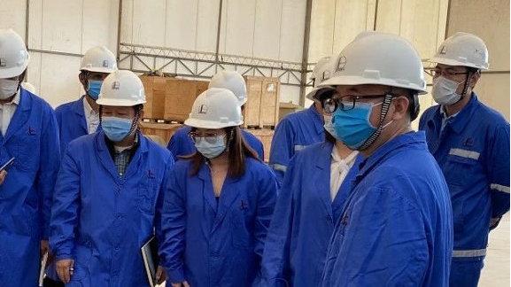 """中国石化与泰国劳工部将推进""""泰国石油天然气化工行业人才技能培训"""""""