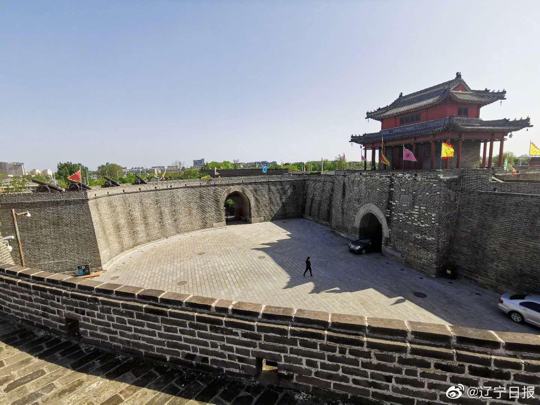 兴城古城是清军入关唯一未破的城池