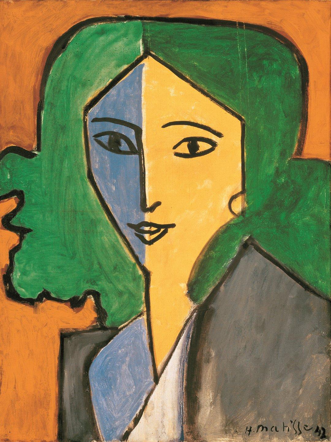 亨利·马蒂斯(Henri Matisse,1869—1954)