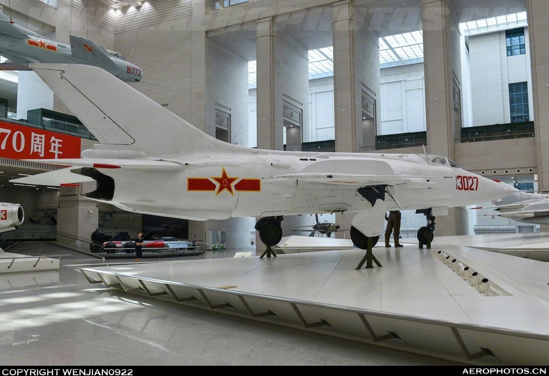 中国人民革命军事博物馆航空展品:强5