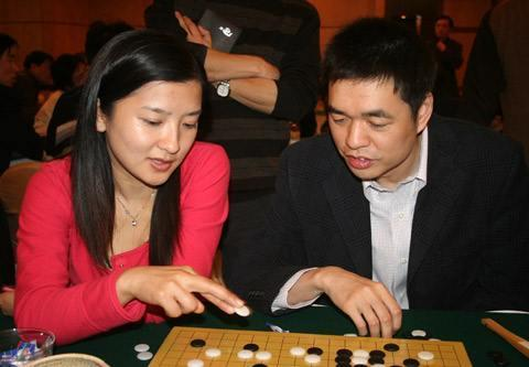 马晓春输李昌镐比较多,他的围棋水平在当时,是否是国内最强的?