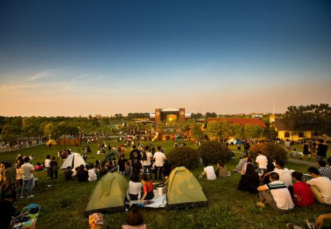 迷笛来到济南,城市文化发展再添助力——嗨,一起摇滚吧!