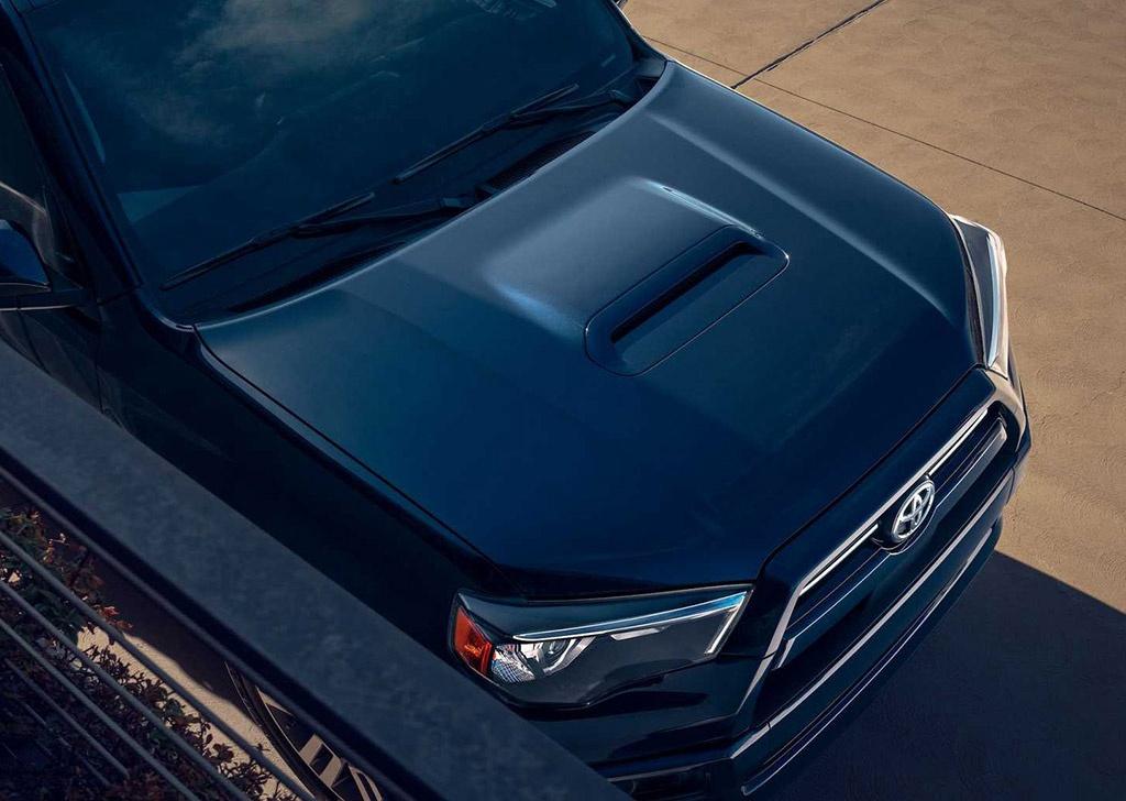 新款丰田4Runner官图发布,霸气十足的造型设计,你心动了吗?