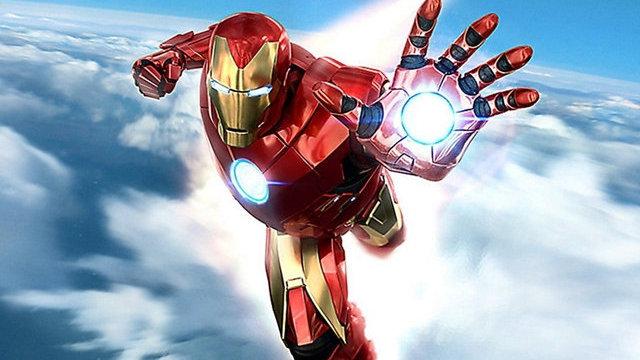《漫威钢铁侠VR》评测:爽快与出戏并存的超级英雄体验