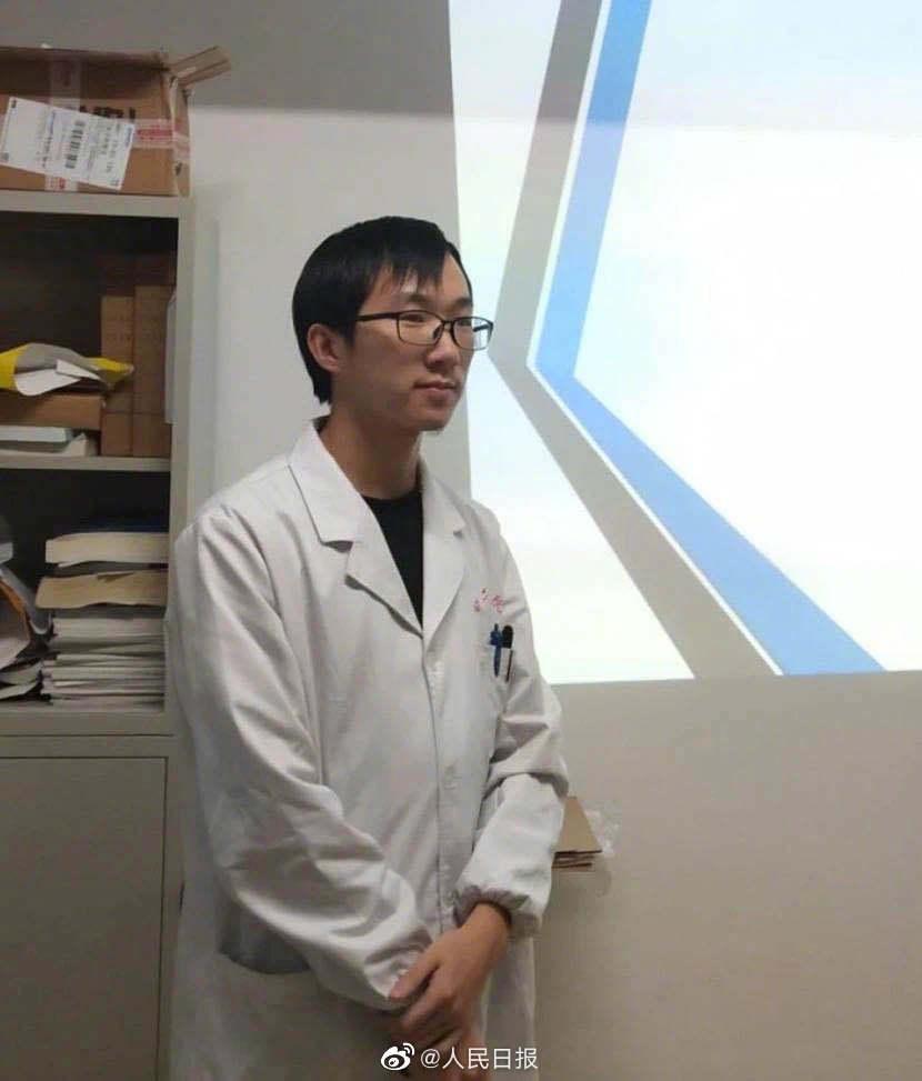 痛悼!浙江23岁医生台风救援中殉职