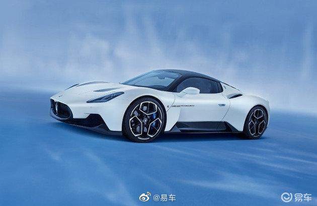 玛莎拉蒂MC20新车计划 将于2022年推出敞篷版和纯电车型