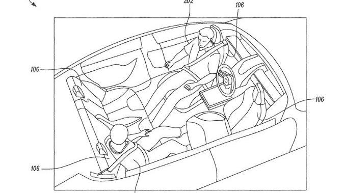特斯拉新专利:旋转座椅和移动方向盘 可降低成本